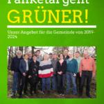 Kommunalwahlprogramm Panketal 2019 - 2024 Bündnis 90/Die Grünen